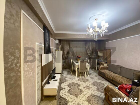 3 otaqlı yeni tikili - Nəsimi r. - 107 m² (1)