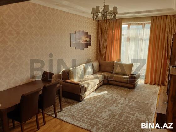 3 otaqlı yeni tikili - Qara Qarayev m. - 104 m² (1)
