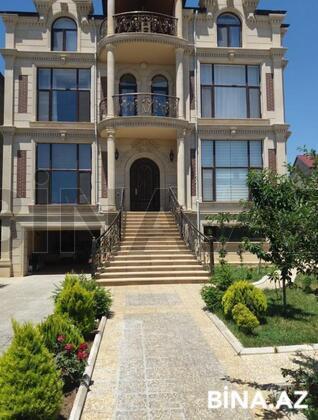 8 otaqlı ev / villa - Badamdar q. - 550 m² (1)