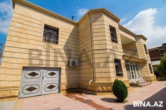 8 otaqlı ev / villa - Həzi Aslanov q. - 460 m² (1)