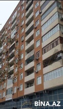 3 otaqlı ofis - Memar Əcəmi m. - 111 m² (1)