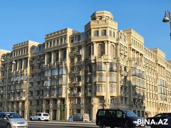 10 otaqlı ofis - Nəriman Nərimanov m. - 270 m² (1)