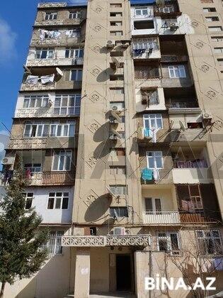 3 otaqlı köhnə tikili - Xalqlar Dostluğu m. - 93 m² (1)