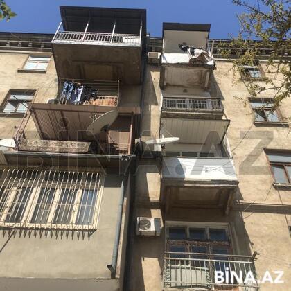 2 otaqlı köhnə tikili - Nərimanov r. - 60 m² (1)