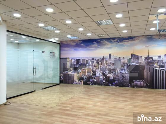 5 otaqlı ofis - Nəsimi r. - 235 m² (1)