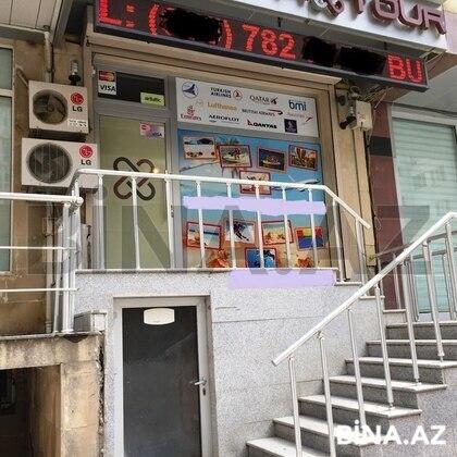 3 otaqlı ofis - Nizami m. - 65 m² (1)