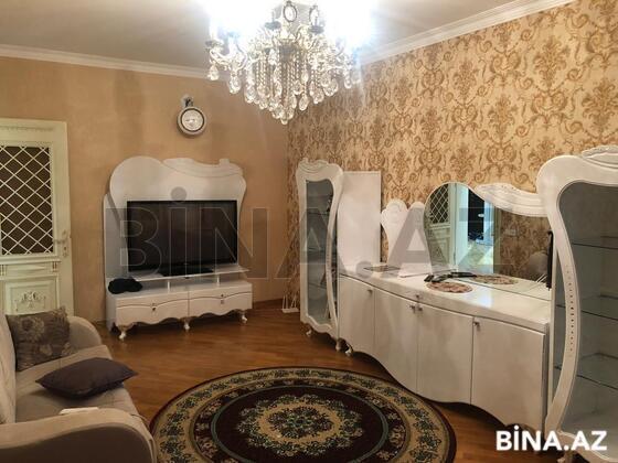 5 otaqlı köhnə tikili - Gənclik m. - 170 m² (1)