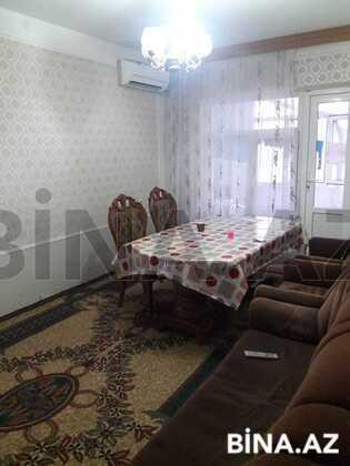 4 otaqlı köhnə tikili - Nəsimi m. - 100 m² (1)