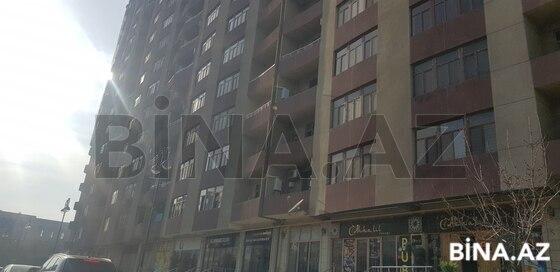 3 otaqlı yeni tikili - Şah İsmayıl Xətai m. - 112 m² (1)