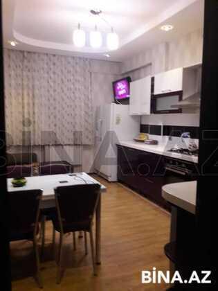 3 otaqlı yeni tikili - Memar Əcəmi m. - 98 m² (1)