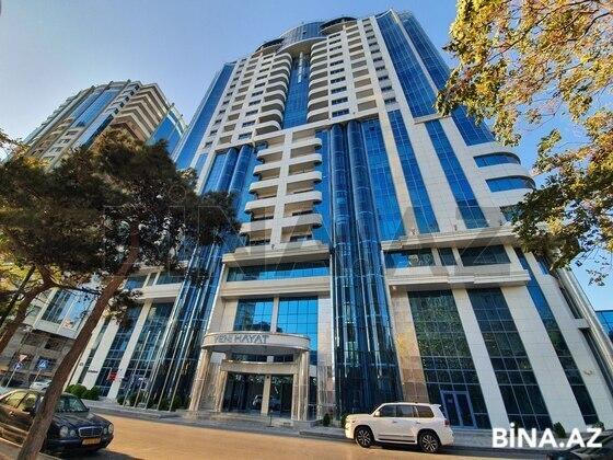 5 otaqlı ofis - Səbail r. - 140 m² (1)