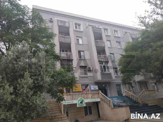 1 otaqlı köhnə tikili - Nizami m. - 35 m² (1)