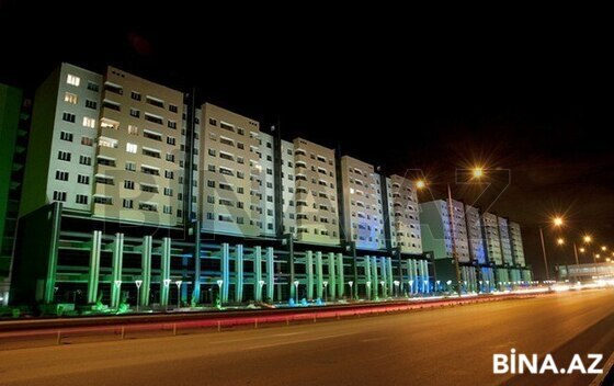 1 otaqlı yeni tikili - Abşeron r. - 37 m² (1)