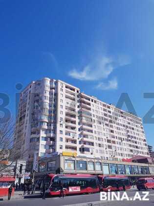 4 otaqlı yeni tikili - Həzi Aslanov m. - 185 m² (1)
