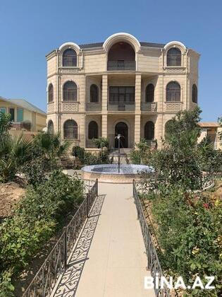 11 otaqlı ev / villa - Türkan q. - 1200 m² (1)