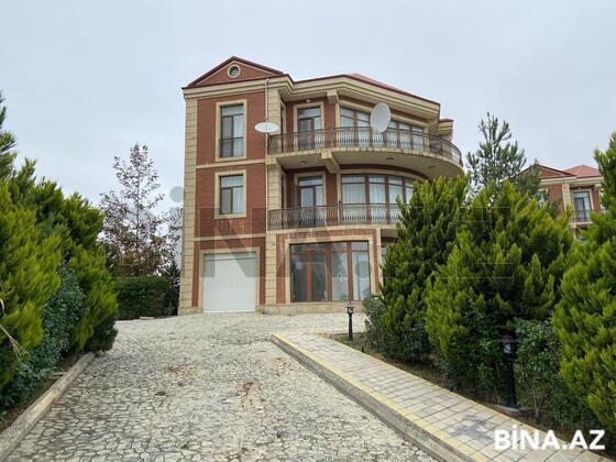 7 otaqlı ev / villa - Şıxov q. - 525 m² (1)