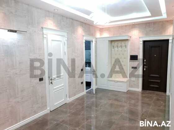 4 otaqlı yeni tikili - Şah İsmayıl Xətai m. - 190 m² (1)