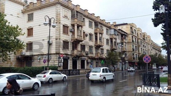 1 otaqlı köhnə tikili - Nəsimi r. - 25 m² (1)