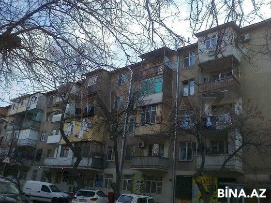 1 otaqlı köhnə tikili - Nəriman Nərimanov m. - 35 m² (1)