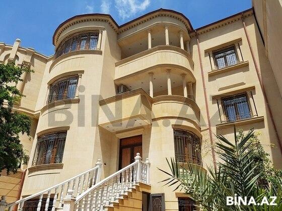 9 otaqlı ev / villa - Nərimanov r. - 600 m² (1)