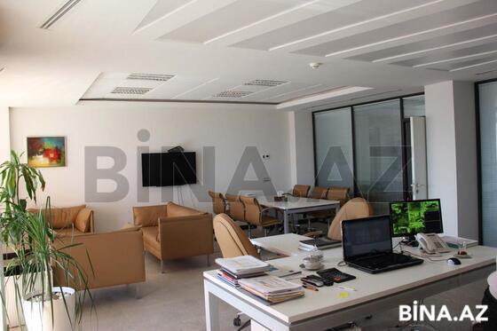 10 otaqlı ofis - Şah İsmayıl Xətai m. - 440 m² (1)