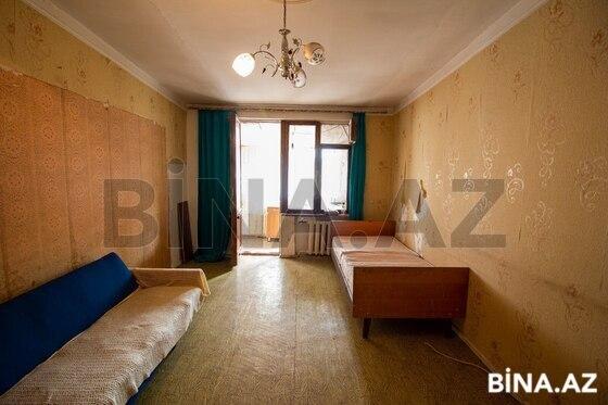 1 otaqlı köhnə tikili - Neftçilər m. - 33 m² (1)