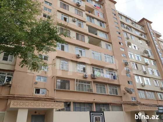 5 otaqlı köhnə tikili - Nərimanov r. - 110 m² (1)