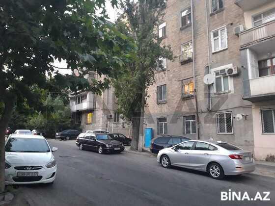 3 otaqlı köhnə tikili - Nəsimi r. - 80 m² (1)