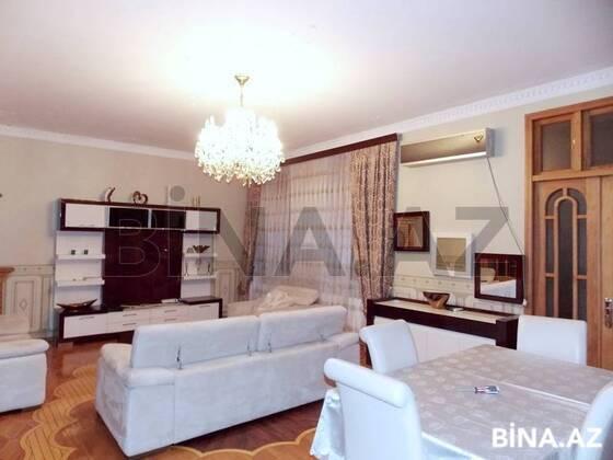4 otaqlı köhnə tikili - Səbail r. - 140 m² (1)