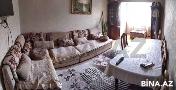 3 otaqlı köhnə tikili - Həzi Aslanov q. - 75 m² (1)