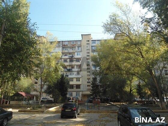 4 otaqlı köhnə tikili - Yeni Yasamal q. - 86 m² (1)