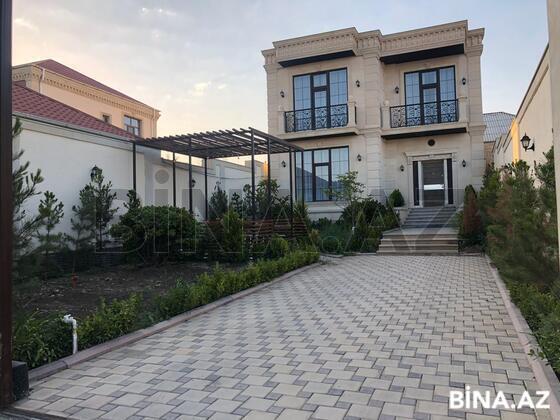 4 otaqlı ev / villa - Badamdar q. - 180 m² (1)