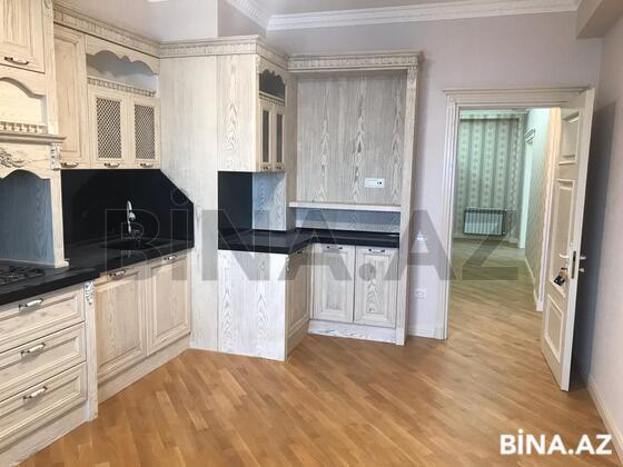 3 otaqlı yeni tikili - Qara Qarayev m. - 135 m² (1)