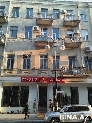 3 otaqlı köhnə tikili - Nizami m. - 90 m² (1)
