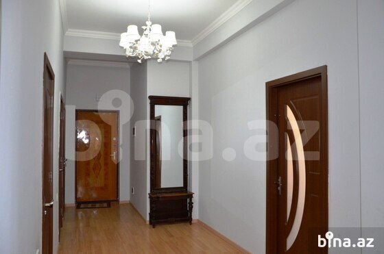3 otaqlı yeni tikili - İçəri Şəhər m. - 128 m² (1)