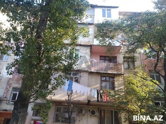 2 otaqlı köhnə tikili - Nəsimi m. - 46 m² (1)