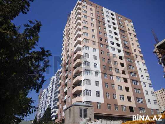 3 otaqlı yeni tikili - Qara Qarayev m. - 110 m² (1)