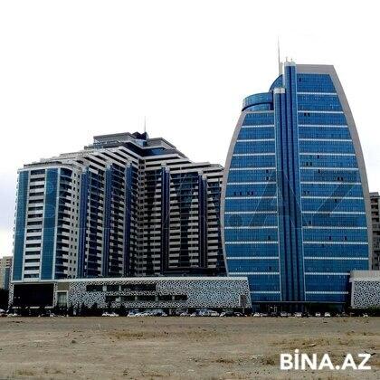 3 otaqlı yeni tikili - Şah İsmayıl Xətai m. - 220 m² (1)
