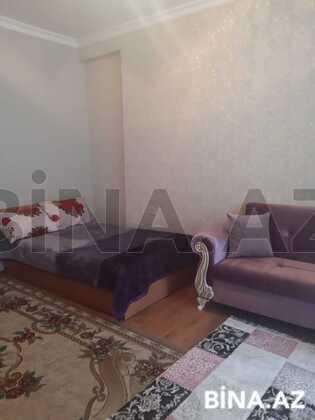 1 otaqlı köhnə tikili - İnşaatçılar m. - 35 m² (1)