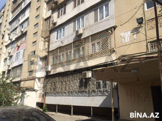 4 otaqlı köhnə tikili - Qara Qarayev m. - 63 m² (1)