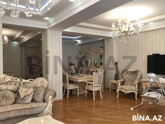4 otaqlı yeni tikili - Neftçilər m. - 196 m² (1)