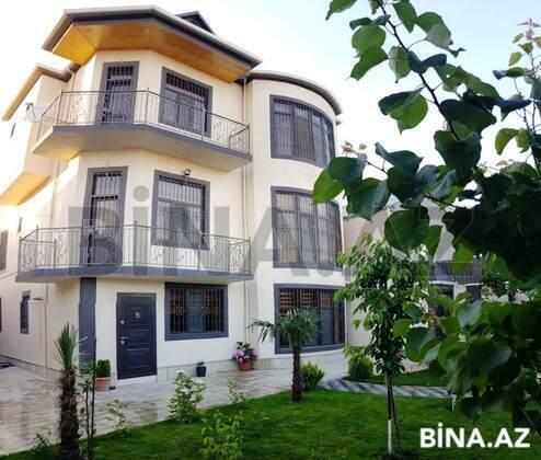 7 otaqlı ev / villa - M.Ə.Rəsulzadə q. - 400 m² (1)