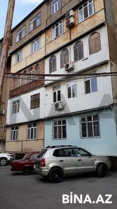 4 otaqlı köhnə tikili - 8-ci mikrorayon q. - 110 m² (1)
