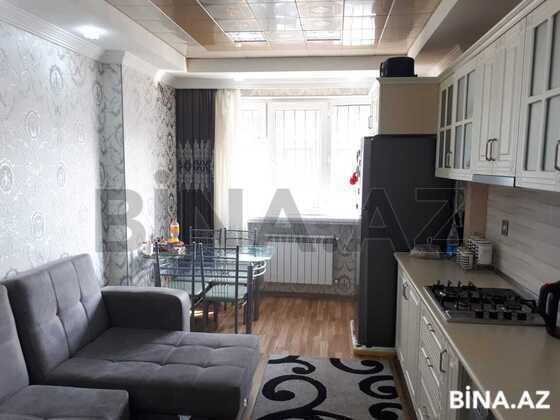 3 otaqlı köhnə tikili - Nəsimi r. - 85 m² (1)