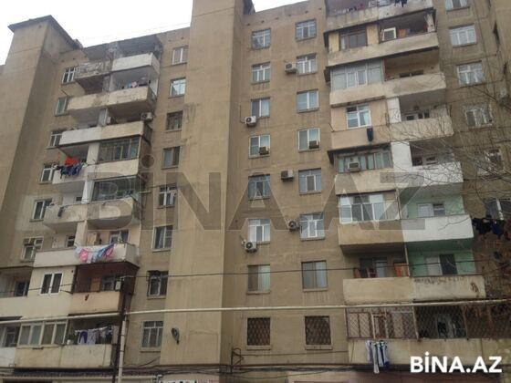 4 otaqlı köhnə tikili - Əhmədli m. - 90 m² (1)