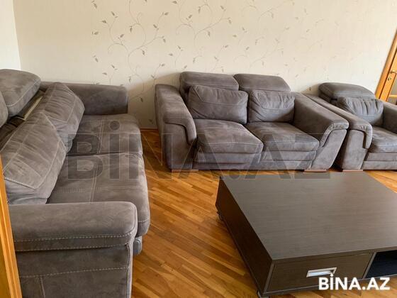 3 otaqlı köhnə tikili - Nizami m. - 150 m² (1)