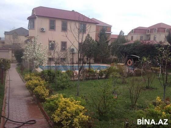 7 otaqlı ev / villa - Səbail r. - 300 m² (1)