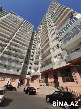 3 otaqlı yeni tikili - Qara Qarayev m. - 105 m² (1)