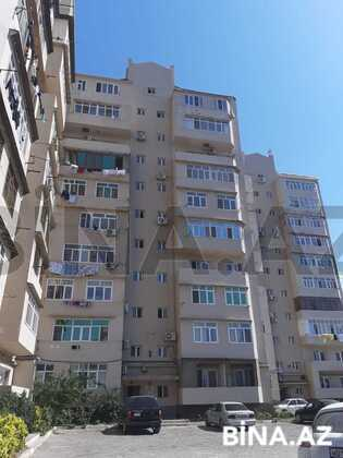 4 otaqlı köhnə tikili - Qara Qarayev m. - 100 m² (1)