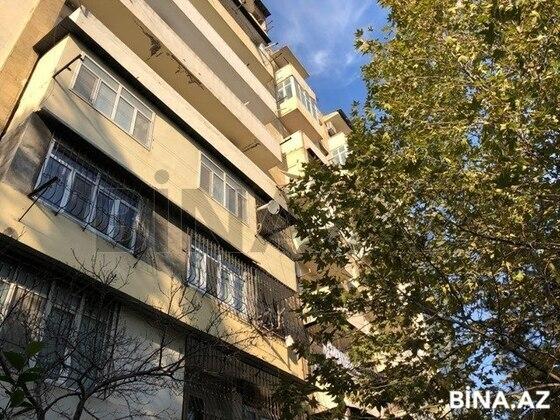 4 otaqlı köhnə tikili - Nəsimi r. - 107 m² (1)